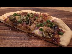 Chicken BBQ Pizza from T-Roy Cooks - YouTube #MyLobels                                                                                                                                                                                                                                                                                                                                                                                                                                                                                                                                                             by T-ROY COOKS