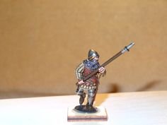 Little John Minis: Hundred Years War foot knights revamped