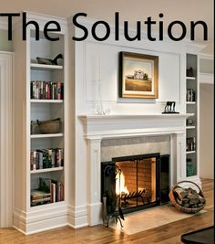 Ask Deb Nelson: Finishing the fireplace area | The Chronicle Herald