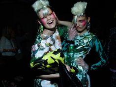 Behind The Seams: London Fashion Week SS 2013