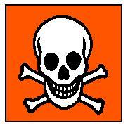 giftige stoffen kan dodelijk zijn