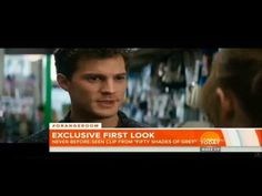 Exclusive clip   Clayton's scene   Today Show #FiftyShades #FiftyShadesMovie