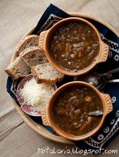Prosta zupa cebulowa Sahiba