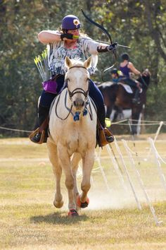 Horse Mounted Archery Bluegrass Horse Archers KY