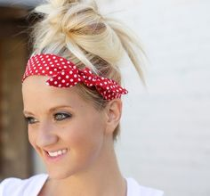 We have TONS of headbands!