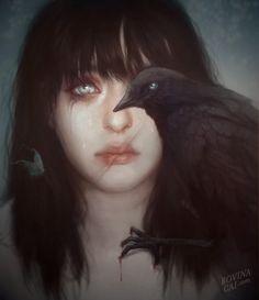 Rovina Cai  ~~~~~ Her face makes me sad~~~~~~