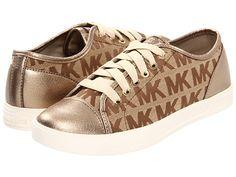 MICHAEL Michael Kors MK City Sneaker Bronze - Zappos.com Free Shipping BOTH Ways