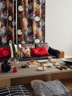 Marimekko's fall/winter home collection 2019