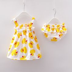 Newborn Baby Girls Clothes Sleeveless Dress+Briefs Outfits Set St – boo.b… – Outfit Ideas for Girls Baby Girls, Cute Baby Girl, Baby Girl Newborn, Toddler Girl, Ruffle Diaper Covers, Fashion Kids, Style Fashion, Outfit Sets, Baby Dress