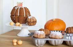 3D Pumpkin Cake.