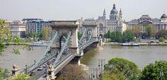 Lázeňské město Budapešť