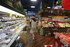 한국과 다른 대마도 마트의 생선코너 그리고 명물 카스마키