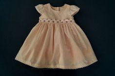 http://www.littlesister.at/mädchenkleidung/kleider-röcke/56-68/ Next Sommerkleid mit Baumwolle-Tüll Unterrock Farbe: altrosa Gr. 62 10,00 €
