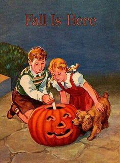 1c2f5b78 Vintage Halloween Cards, Vintage Holiday, Retro Halloween, Halloween  Photos, Halloween Outfits,