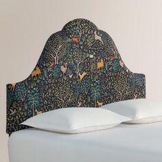 Folkland Elsie Upholstered Headboard | World Market