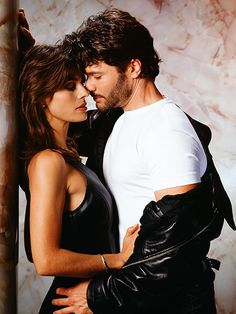 Days of Our Lives, Bo and Hope <3 My favorite soap couple till this day.