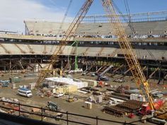 49ers new stadium photos | The 49ers' plan to build the greatest stadium Wi-Fi network of all ...