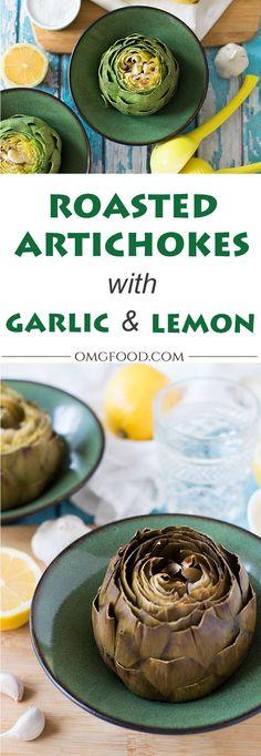 ... , olive oil, salt, and garlic. Serve with garlic aioli! | omgfood.com