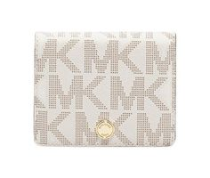 Michael Kors Jet Set Travel Flap Card Holder Vanilla *** Find out more about the great product at the image link.