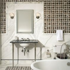 Tile & Stone Design Inspiration by Room | ANN SACKS