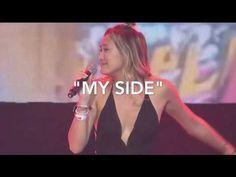 MY SIDE - OFFICIAL SONG (LAURDIY + ALEX WASSABI) - YouTube