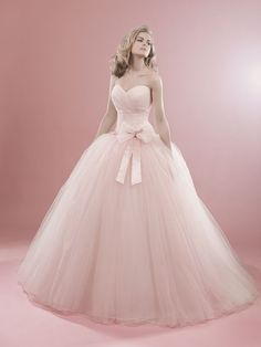 weddingdress pink