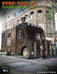 Step Van: Zombie Hunter [MIRROR]