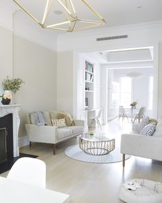Bright and Airy Home Tour | A Cup of Jo