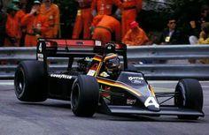 Stefan Bellof - Tyrrell 012 (Ford) -1984 - Monaco GP