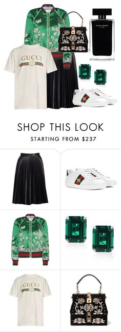 """""""Untitled #8"""" by notosuper on Polyvore featuring Cusp by Neiman Marcus, Gucci, CARAT* London, Dolce&Gabbana and Narciso Rodriguez"""