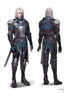 The amazing digital art — Character concepts by Siwoo Kim Beginner's. Dnd Characters, Fantasy Characters, Female Characters, Inspiration Drawing, Fantasy Inspiration, Fantasy Character Design, Character Design Inspiration, Armor Concept, Concept Art