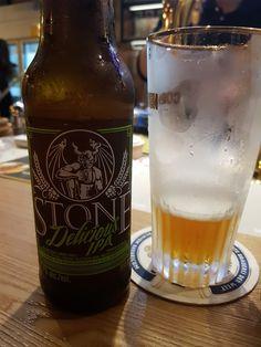 Stone delicions Ipa #Tainan #beerhotel