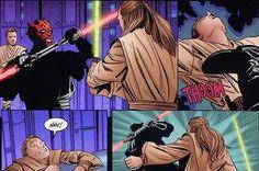 Crítica | Star Wars: Episódio I – A Ameaça Fantasma (adaptação em quadrinhos da Dark Horse Comics)