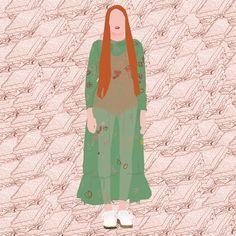 mollygoddard sandwich illustration lfw