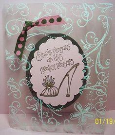 Jan08VSN - Simple pleasures! by SheStampsHeCamps - Cards and Paper Crafts at Splitcoaststampers