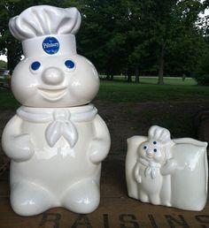Vintage Pillsbury Dough Boy Poppin Fresh Cookie