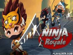 Ninja Royale  Android Game - playslack.com , Ninja Royale - become ninja boss. analyze the world consumed  with wealths, different objects and ammunition which will assist you to attain strength. combat to foes, having learned to use different ammunition and battle greetings. On the game course you should pass more than 100 levels, accumulate different wealths and ammunition, combat to the whole associations of the foes sent by syndicate leaders. In the game there s pretty graphics…