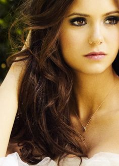 """Nina Dobrev as Camora """"Cammy"""" Winterton, sister of Cadence and aunt/guardian of Brannon and Elle. Girl Celebrities, Hollywood Celebrities, Beautiful Celebrities, Beautiful Actresses, Celebs, Vampire Diaries, Pretty People, Beautiful People, Beautiful Women"""