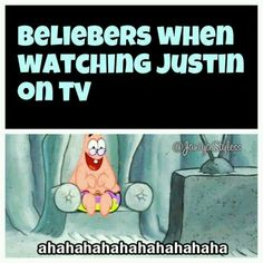 THAT IS SOO ME ALL THE TIME WHEN HE ON TV <3 <3 <3 <3 <3 <3