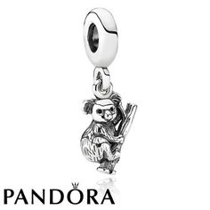 Pandora Koala Charm 79937 #jewellerydesign