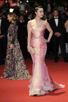Fan Bingbing, Cannes 2011