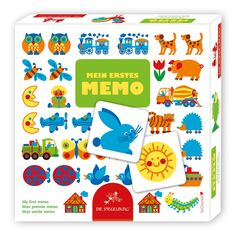 Memory Spiel / Memory. The classic game with our popular byGraziela design!