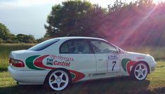 Carina BTCC Race Rally car Different Classic Touring TRD Toyota on steels Trd, Rally Car, Touring, Race Cars, Toyota, Racing, Steel, Classic, Crafts