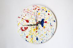 Frisky Clock