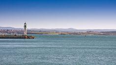 #bay #beach #beacon #boat #breakwater #bulgaria #burgas #coast #coastal #coastline #daylight #dock #europe #fishing #harbor #island #lake #landmark #lighthouse #navigation #ocean #outdoors #port #scene #sea #seascape #sky #