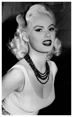 1000+ images about Mamie Van Doren on Pinterest | Mamie ...