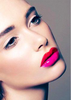 Translucent skin. Merton Muaremi   hair & make up
