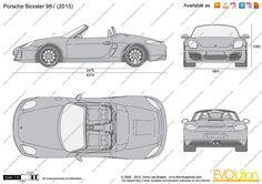 Porsche Boxster 981 2014