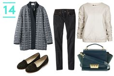 Holiday Outfits - What To Wear Christmas Parties, Event