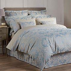 Christy Serena Fitted Valance Sheet #kaleidoscope #bedding